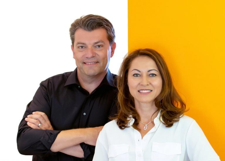 Portrait Gerhard & Gabriela Holy
